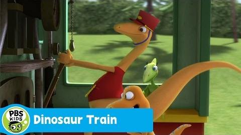 DINOSAUR TRAIN The Finish Line PBS KIDS