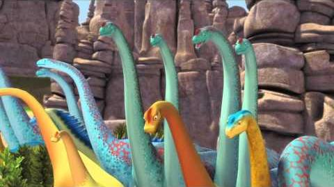 Dinosaur Train Dinosaur Big City -- coming August. 22 Preview 4 PBS KIDS