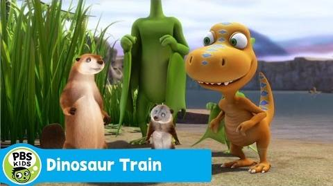 DINOSAUR TRAIN Cassie Castrocauda's Features PBS KIDS