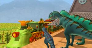 Giganotosaurus Junction