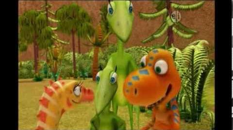 Dinosaur Train - Erma Eoraptor
