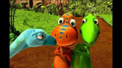 Dinosaur Train - Fast Friends