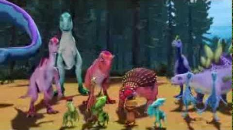 Video - Dinosaurs A to Z Song | Dinosaur Train Wiki ...