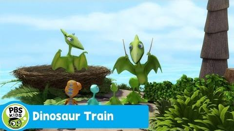DINOSAUR TRAIN All About Butterflies PBS KIDS