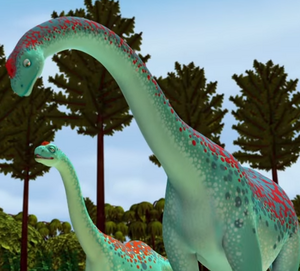 Мистер Аргентинозавр