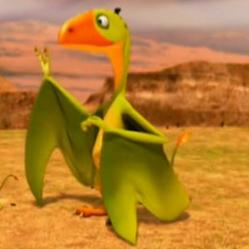 Пегги Петейнозавр