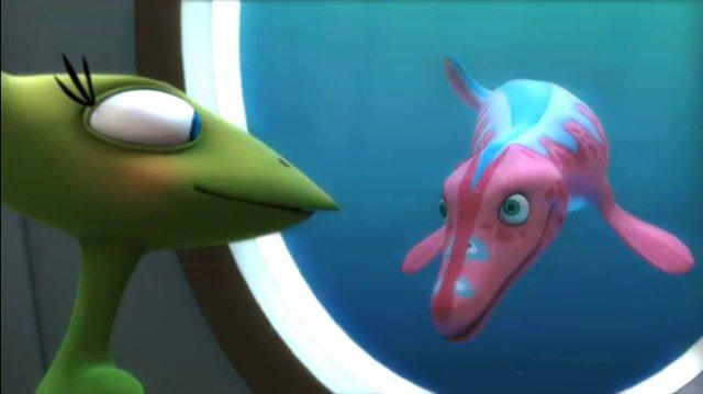 "Kids Meet Maisie(From ""Dinosaur Train Submarine Maisie Mosasaurus)"
