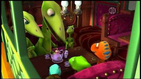 Dinosaur Train S01 Confuciusornis Says Tiny's Tiny Doll ENGLISH
