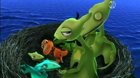 Dinosaur Train- I'll Always Be Your Mom