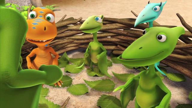Dinosaur Train - Get Into Nature
