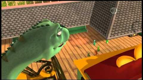 Dinosaur Train S01 Elmer Elasmosaurus Dinosaur Block Party ENGLISH