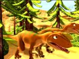 Gorgosaurus Forest