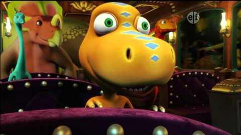 Dinosaur Train S02 Don's Winter Wish; Festival of Lights ENGLISH