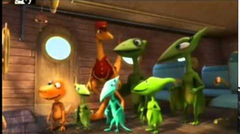 Dinosaur train season 3 Zeppelin promo
