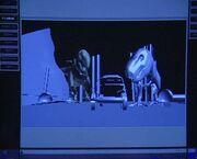 Kadonnut maailma tietokone tyrannosaurus ILM CGI