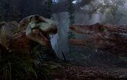 Jurassic Park III Spinosaurus Spiny3