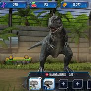 JWTGMajungasaurus