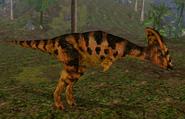 Trespasser Parasauro