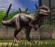 Indominus rex JWthegame