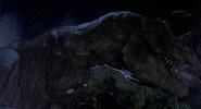 Jurassic Park 1993 tyrannosaurus rex rexy 5