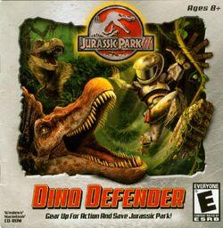 Jurassic Park III Dino Defender