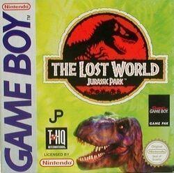 The Lost World Jurassic Park GameBoy