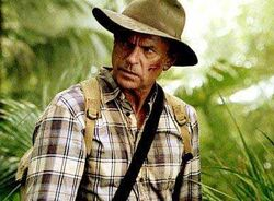 Alan Grant Jurassic Park III