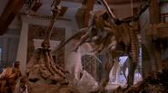 Jurassic Park 1993 tyrannosaurus rex rexy velociraptor vierailukeskus 1