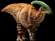 Parasaurolophus tubicen