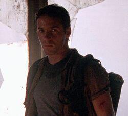 Billy Brennan Jurassic Park III