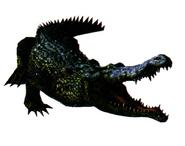 Arcade deinosuchus