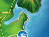 Isla Nublarin laguuni