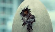 Indominus kuoriutuu