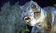 Jurassic Park 1993 tyrannosaurus rex rexy 1