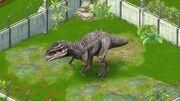 Indominus jurassic park builder