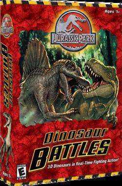 Jurassic Park Dinosaur Battles