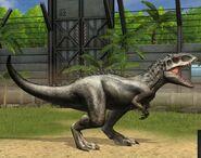 Indominus rex wjthegame
