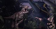 Jurassic Park the game tyrannosaurus rex rexy 7