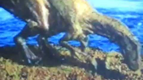 Walking with dinosaurs cruel sea intro