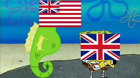 History as Told by Memes British Colonies