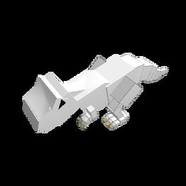 TRex-Albino