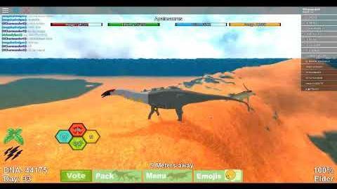 Dinosaur Simulator Dino Review! -Apatosaurus