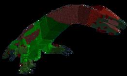 Poison Ivy Therizinosaurus