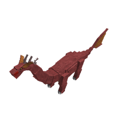 Kaiju titanosaurus