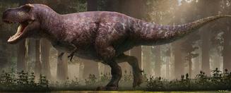 Tyrannosaurus by Witton