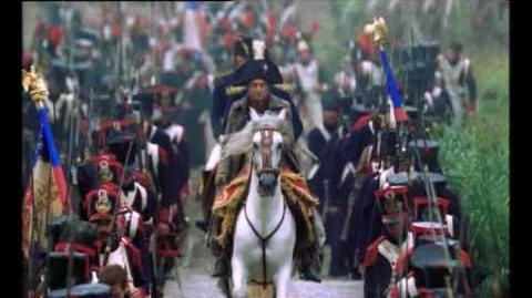 Napoleon Bonaparte la marseillaise