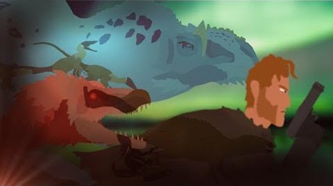 UEF - Wind, Ice and Gold Pivot Animation Film