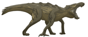 Ramphortherium Art