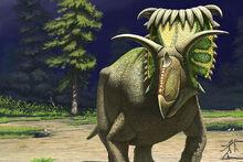 Kosmoceratops andrey