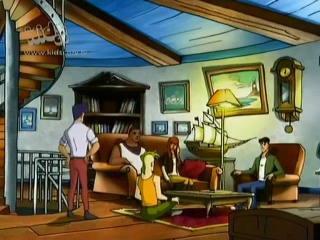 Dino Squad S02E13 The Trojan Dinosaur-2